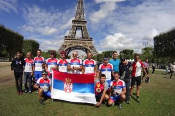 Biciklisticki maraton Pariz-Brest-Pariz