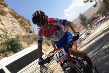 Ivana Kostic 5 na etapnoj trci u Kapadokiji