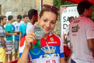 Jovana Crnogorac iz Brazila u Alanju