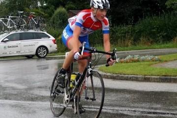 Stojnić drugi junior na prvoj etapi u Solunu