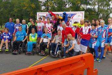 Evropski kup – Beograd 2016 za parabicikliste