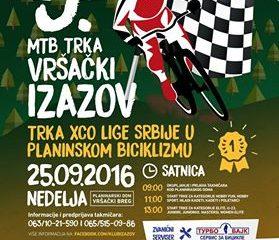 Poslednja trka MTB Kupa Srbije u nedelju