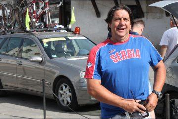Selektor Radomir Pavlović o sezoni na drumu