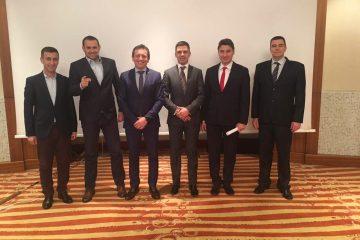 Kongres Balkanske unije u Istanbulu