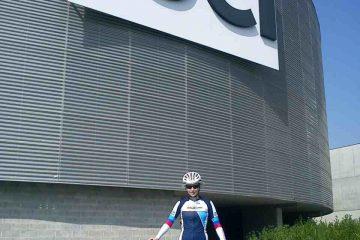 Kragujevčanka ponovo u UCI kampu