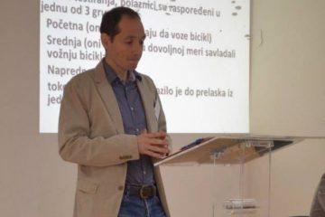 Priznanje arbitru iz Srbije