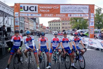Juniori na Kupu nacija u Češkoj