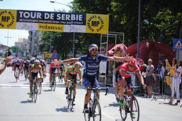Prva etapa 57. međunarodne Trke kroz Srbiju
