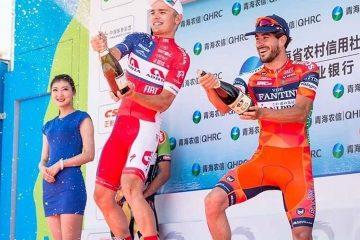 Veliki rezultat i pobeda Srbina na drugoj etapi trke Oko jezera Kingaj u Kini