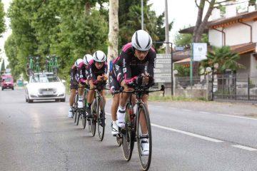 Prva etapa Srpkinje u dresu BTC Sitija na Điro di Italiji