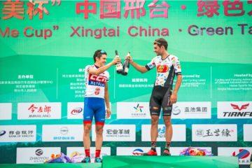 Uspeh srpskog vozača na kraju turneje u Kini